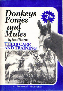 Donkeys, Ponies and Mules